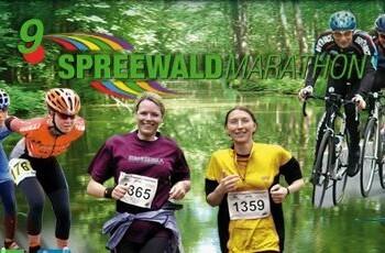 Bild Marathon im Spreewald
